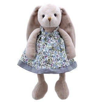 Mrs Rabbit Wilberry Toy (Pink)